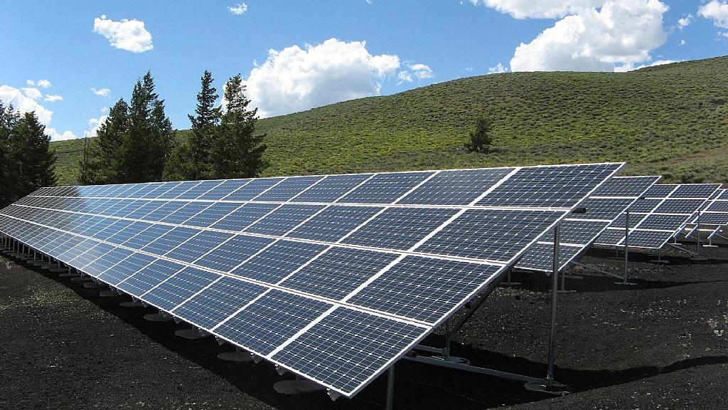 3,5 Mega Watt Güneş Enerji Santralimiz Üretimde